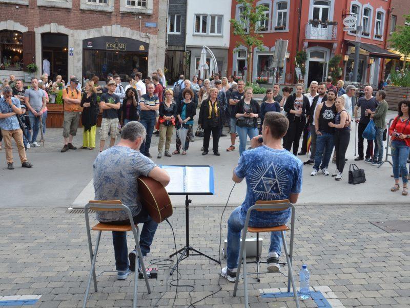 EMM2018-Sonntag-Simon Horsch Foto Marktplatz