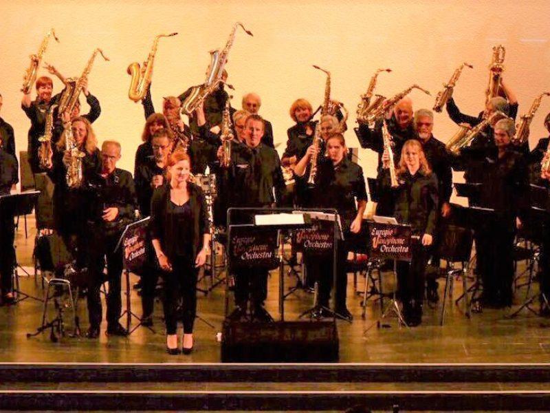 Euregio Saxophone Orchestra